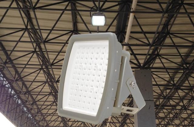 LED防爆投光灯(U型支架安装)