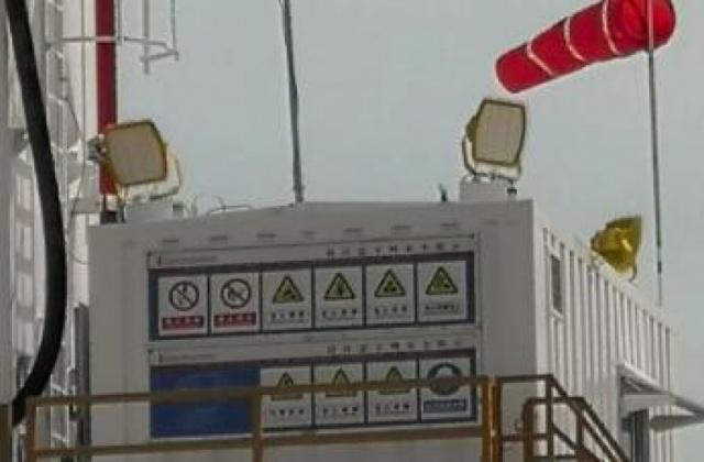 CESP LED防爆灯应用在石油钻井平台