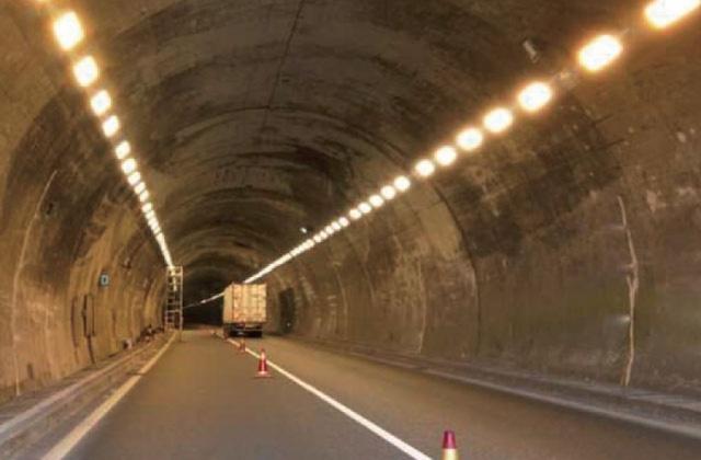 福建宁德吉坑隧道照明工程