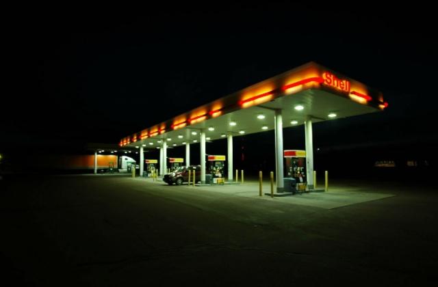 美国SHELL加油站项目