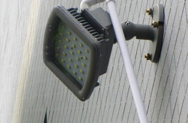 LED防爆投光灯(吸顶式和吸墙式)