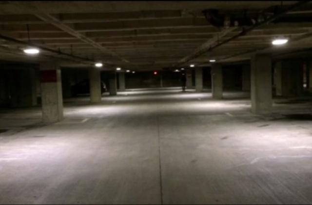 80W LED防爆灯应用在美国海军医院停车场应用案